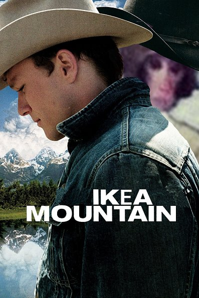 Ikea-Mountain